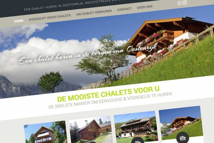 Journey Rental Support, website op maat met CMS en Reserveringssysteem